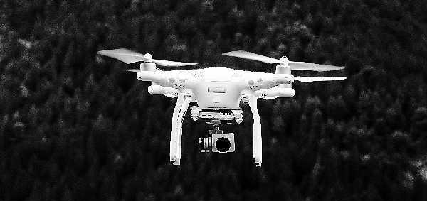 Quad-Drone