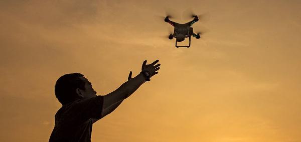 Drone Set Free